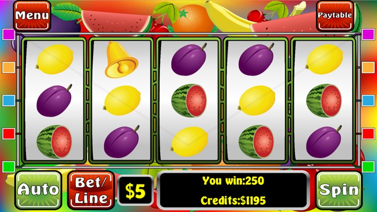 Slot Fever screen shot 2