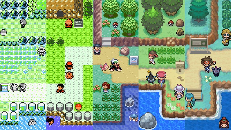 Pokemon Pocket Design screen shot 0