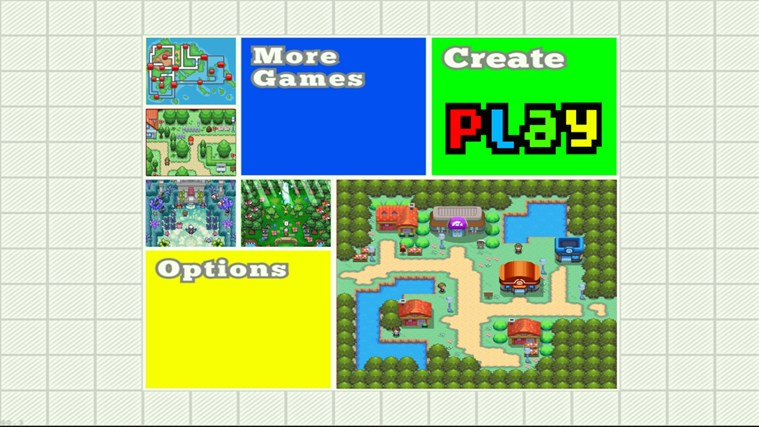 Pokemon Pocket Design screen shot 2