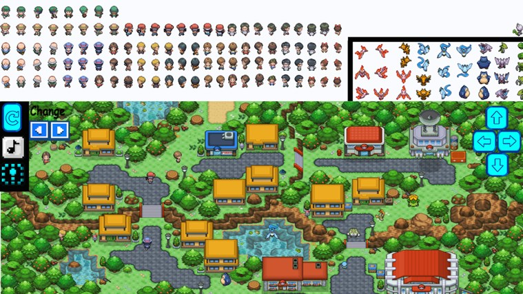 Pokemon Pocket Design screen shot 4