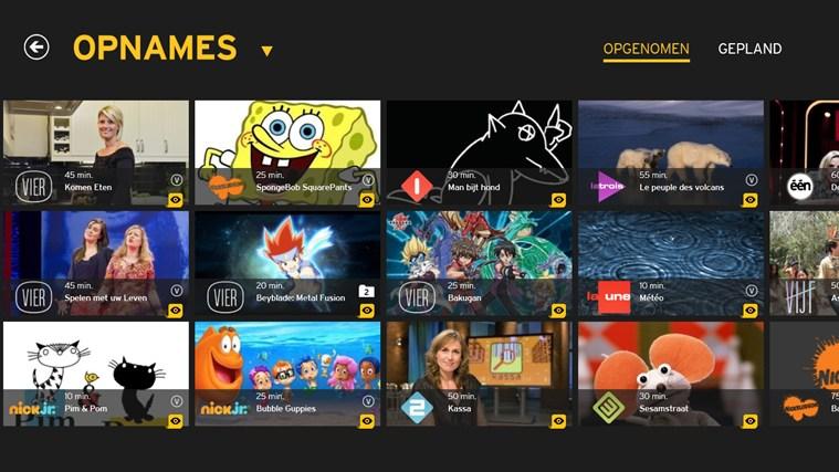 Yelo TV schermafbeelding 2