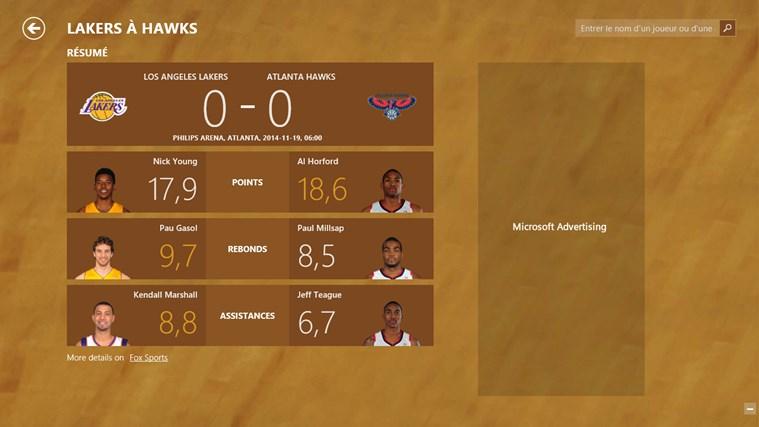 MSN Sports capture d'écran 6
