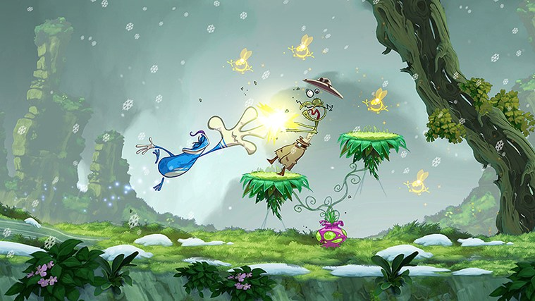 Rayman Jungle Run screen shot 6