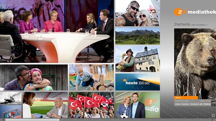 ZDFmediathek Screenshot 0