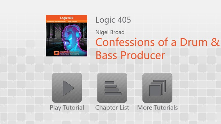 Logic - Drum & Bass Production Tangkapan Layar 0