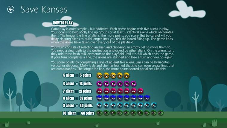 Save Kansas ekrānuzņēmums 4