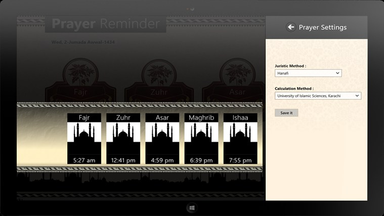 Prayer Reminder screen shot 4