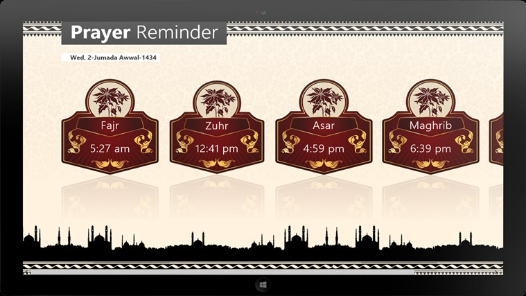 Prayer Reminder screen shot 6