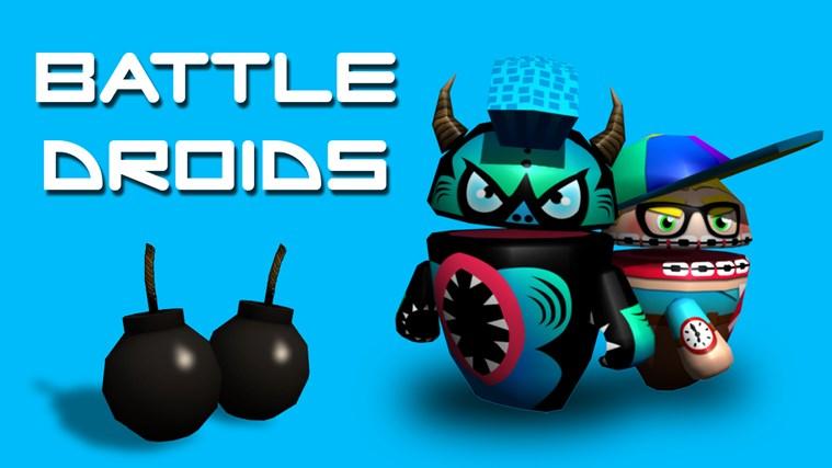 Battle Droids screen shot 0