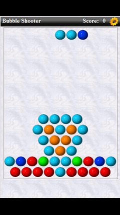 Bubble Shooter full screenshot