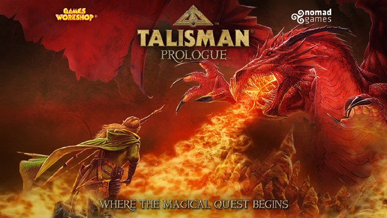 Talisman Prologue screen shot 0