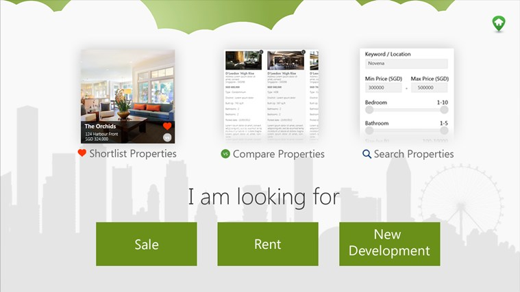 iProperty.com - Homes for Sale and Rent, New Developments petikan skrin 0