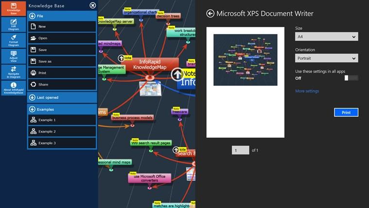 KnowledgeBase Builder screen shot 4