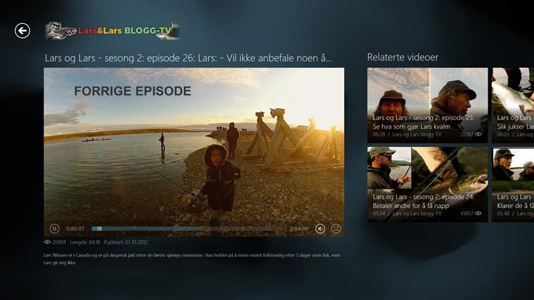 VGTV skjermbilde 2