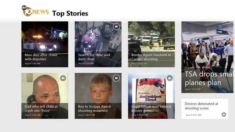 10News - San Diego screen shot 0