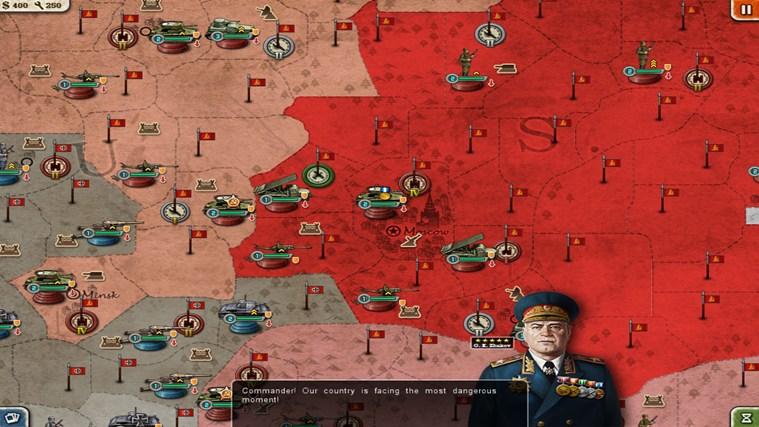 World Conqueror 2 screen shot 2