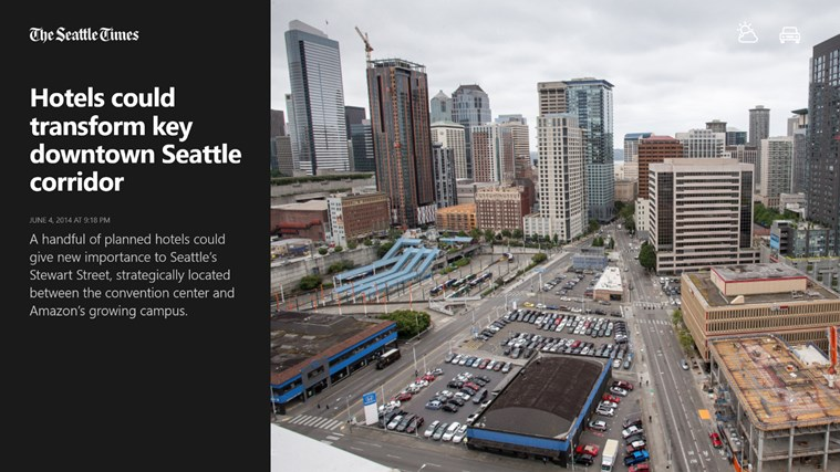 The Seattle Times screen shot 0