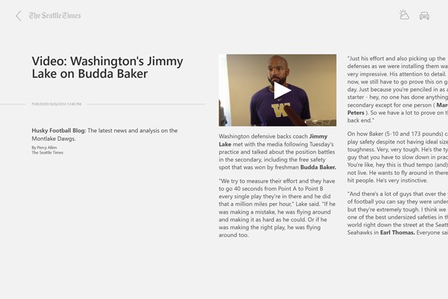 The Seattle Times screen shot 8