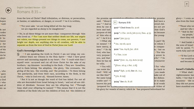 Bible+ screen shot 2