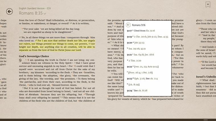 Bible+ screen shot 2