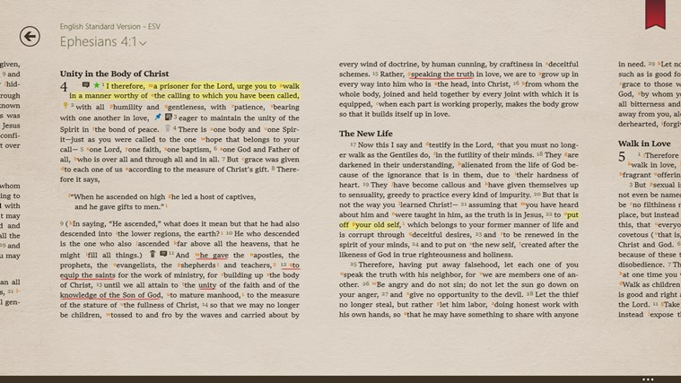 Bible+ screen shot 4