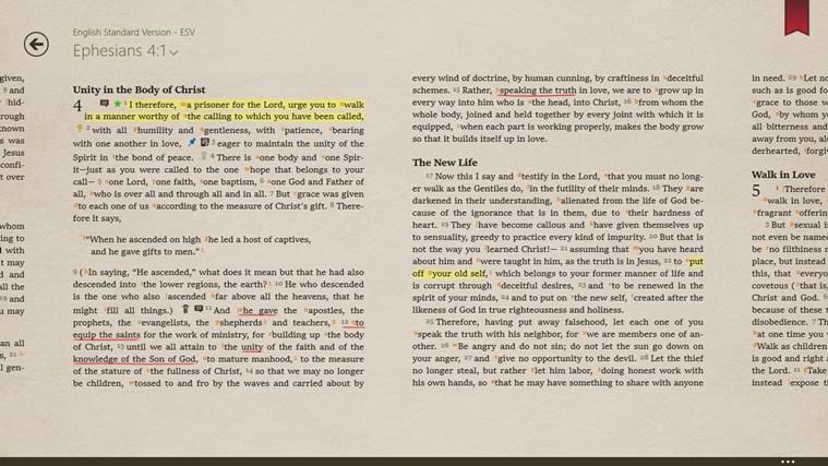 Bible+ screen shot 4