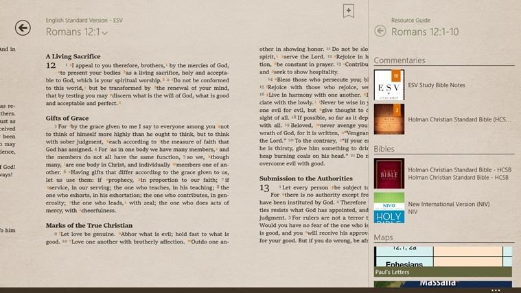 Bible+ screen shot 6