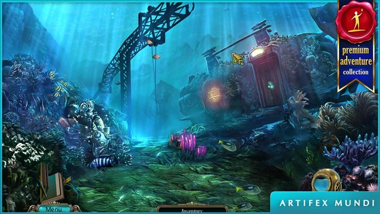 Abyss: The Wraiths of Eden (Full) screen shot 2