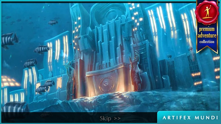 Abyss: The Wraiths of Eden (Full) screen shot 6