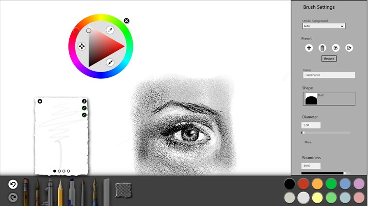 Sketchable screen shot 4