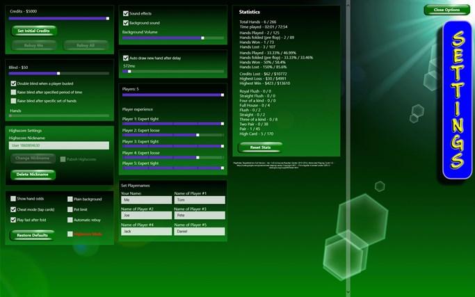 PlayPoker - Texas Hold'em screen shot 2