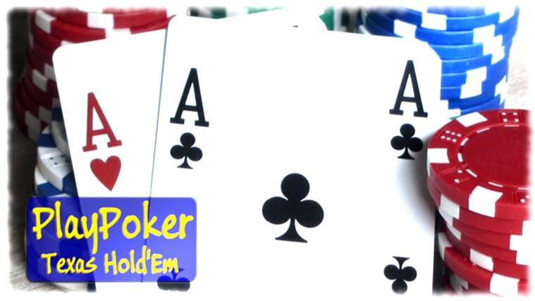 PlayPoker - Texas Hold'em screen shot 4