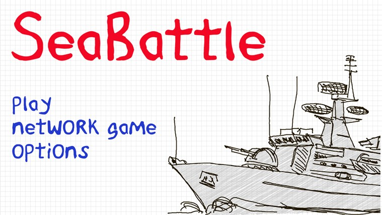 SeaBattle Windows 8 Game
