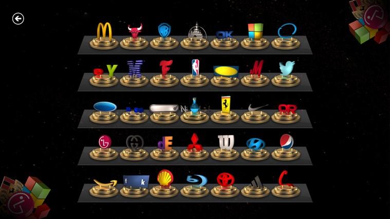 3D Logo Quiz screen shot 0