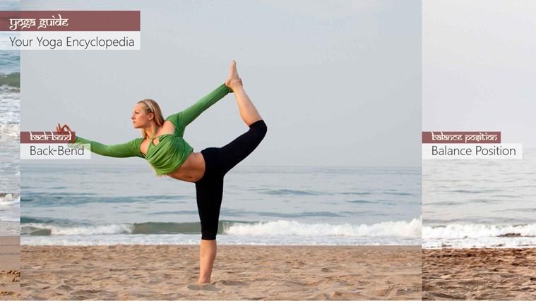Yoga Guide screen shot 2