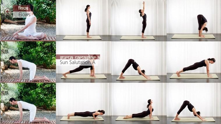Yoga Guide screen shot 6