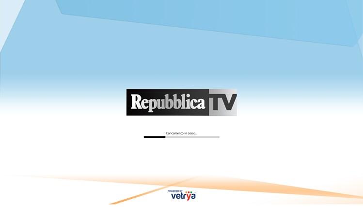 RepubblicaTV cattura di schermata 0