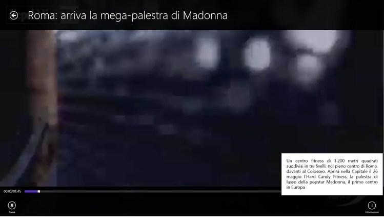RepubblicaTV cattura di schermata 2