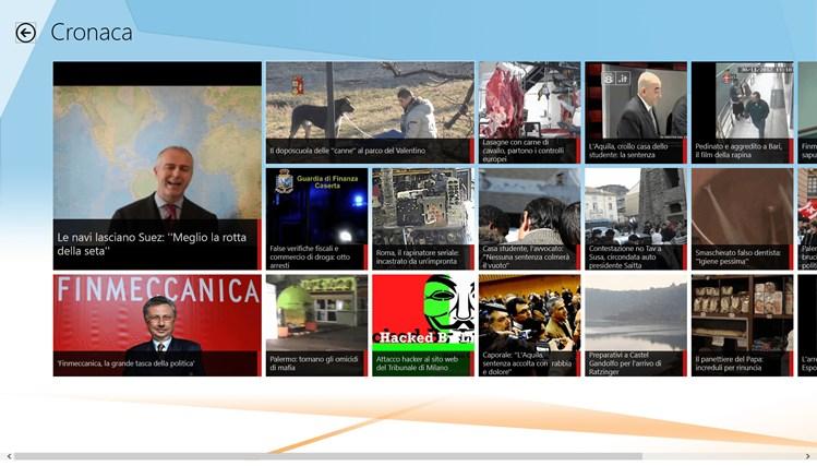 RepubblicaTV cattura di schermata 4