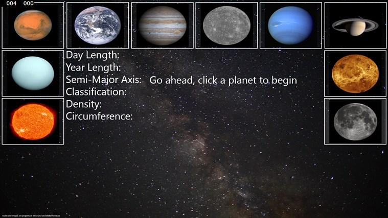 Learn About The Solar System