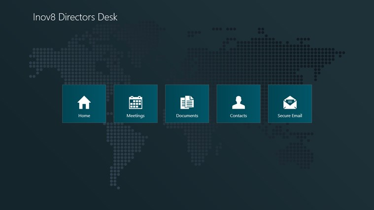 Directors Desk Windows 8 Edition screen shot 2