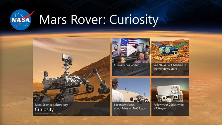 Mars Rover: Curiosity screen shot 6