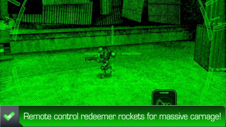 Razor Salvation screen shot 4