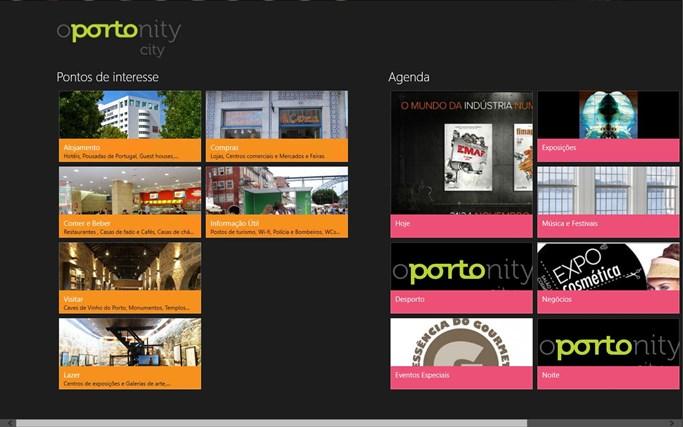 oPORTOnity City captura de ecrã 0
