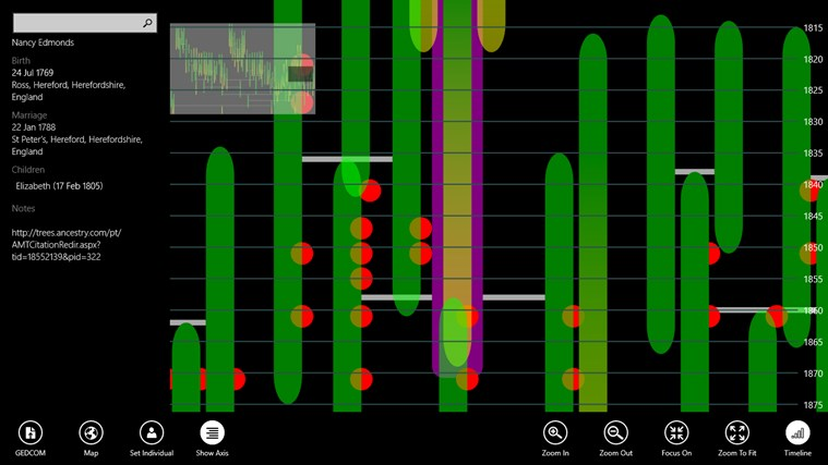 ViewGene screen shot 0