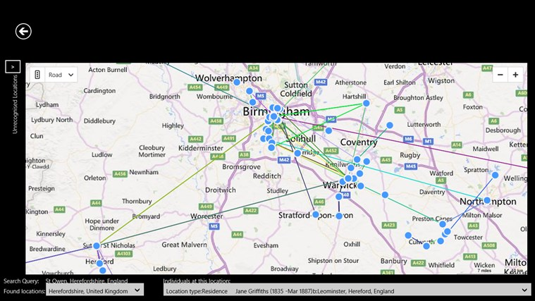 ViewGene screen shot 2