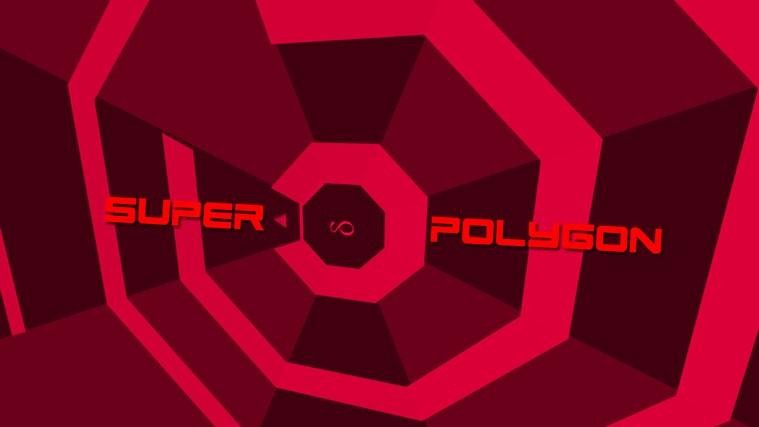 Super Polygon screen shot 0
