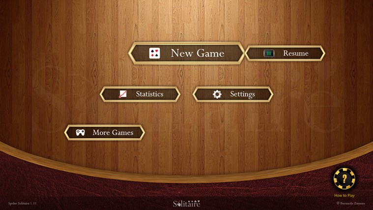 Spider Solitaire HD screen shot 4