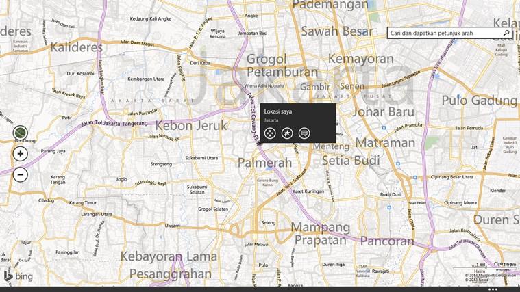 Peta screenshot 0