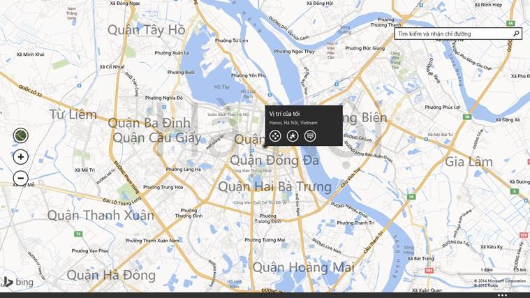Bản đồ ảnh chụp màn hình 0